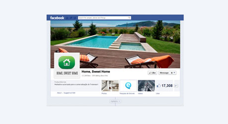 social media for real estate companies ego real estate